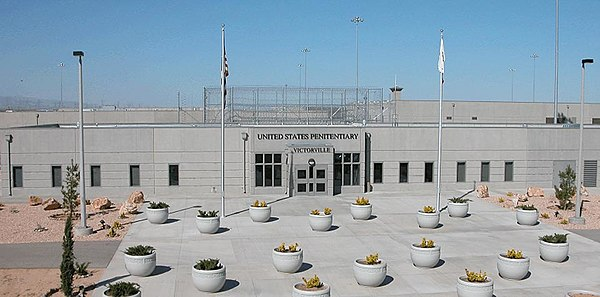 United States Penitentiary, Victorville - Wikiwand