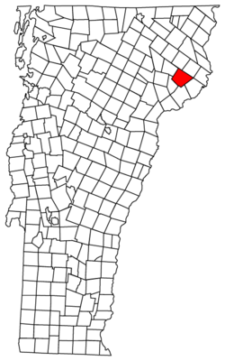 Located in Essex County, Vermont