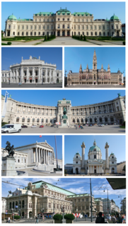 Vienna Capital of Austria