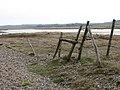 View across a saline lagoon - geograph.org.uk - 1181050.jpg