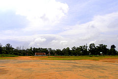 View of Asramam Maidan, Kollam.jpg