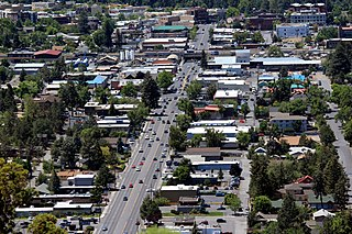 Bend, Oregon City in Oregon, United States