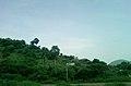 View of Duvvada hillock in Visakhapatnam.jpg