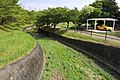 View of Minase-Gawa River from Tendo-Bashi Bridge, Toyota 2019.jpg