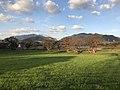 View of Mount Ryuozan near Shimonoseki City Archaeological Museum 3.jpg