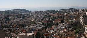 View of Nazareth from El Kishleh neighborhood.jpg