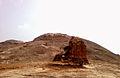 View of Ruined Buddhist Temple on Bodhikonda at Ramatheertham.jpg