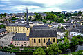 View on Luxembourg, architecture.jpg