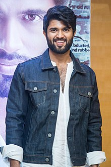 Vijay Deverakonda is an Indian film actor, film producer, and media personality known predominantly for his works in Telugu cinema.  IMAGES, GIF, ANIMATED GIF, WALLPAPER, STICKER FOR WHATSAPP & FACEBOOK