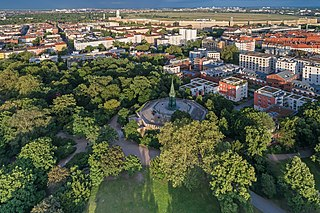 Viktoriapark park