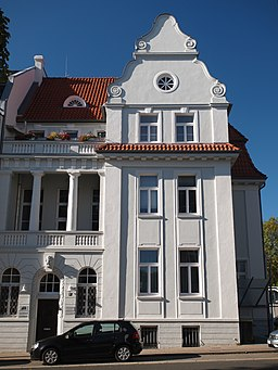Viktoriastraße in Castrop-Rauxel