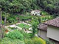 Villa san michele, giardino est 23.JPG