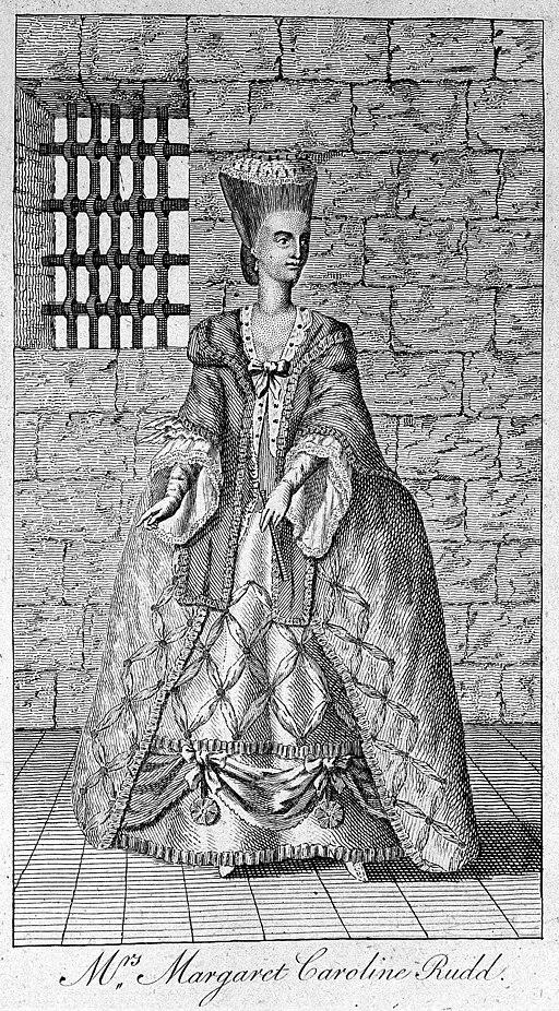 Villette, The annals of Newgate 1776 Wellcome L0030495