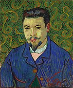 Portrait du Dr Rey (Arles - 1889, janvier)