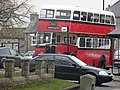 Vintage bus in Middleton-in-Teesdale - geograph.org.uk - 1522833.jpg