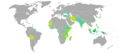 Visa requirements for Haitian citizens.png