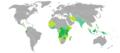 Visa requirements for Rwandan citizens.png