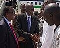 Visit of Minister of Defence Burundi. (6230558602).jpg