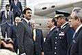 Visita Oficial del Emir de Qatar a Perú.jpg