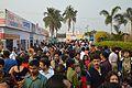 Visitors - International Kolkata Book Fair 2013 - Milan Mela Complex - Kolkata 2013-02-03 4387.JPG