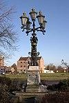 foto van Kroningslantaarn met fontein
