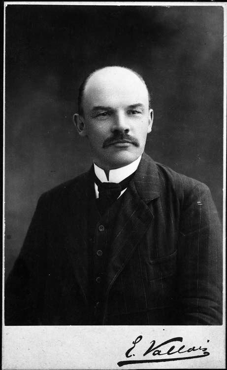 Vladimir Ilyich Ulyanov-Lenin