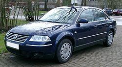 VW Passat Limousine (2000?2003)