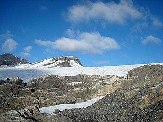 Vorab Glacier glacier
