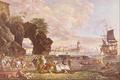 Vue De Pausilype Pres de Naples - Claude Joseph Vernet.png