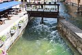 Vue Thiou Quai Évêché depuis rue République Annecy 2.jpg