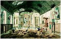 Vue de l interieur de l eglise des Recollets - Richard Short - 1761.jpg