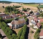 Vue du bourg de Sougères-en-Puisaye (Yonne, France) en 2018 - 1.JPG
