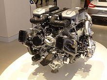 Bugatti engine specifications