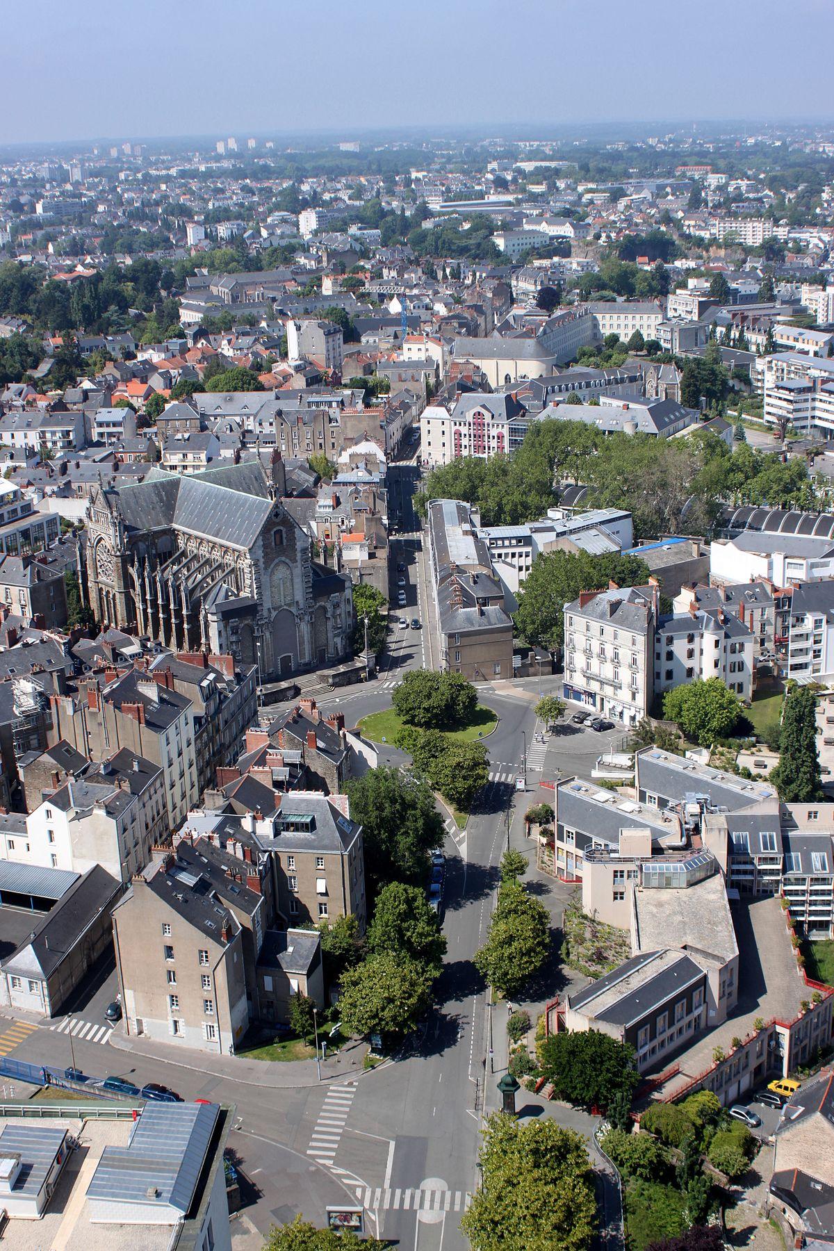 Centre Ville Nantes Ferme Le  F Ef Bf Bdvrier