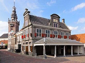 Monnickendam - Image: Waag en Speeltoren Monnickendam