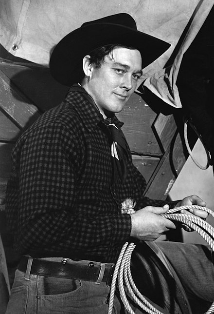 Johnson in Wagon Master (1950) WagonMaster-JohnsonCareyPublicity (cropped).jpg