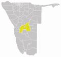 Wahlkreis Windhoek Land in Khomas.png