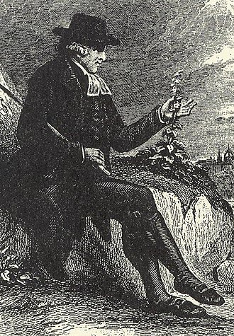 John Walker (natural historian) - Rev Dr John Walker, Edinburgh's Professor of Natural History