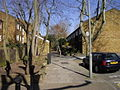 Walkway to Houses in Bartholomew Close - geograph.org.uk - 1234817.jpg