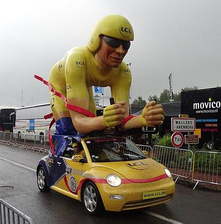 Wallers - Tour de France, étape 5, 9 juillet 2014, arrivée (A06).JPG