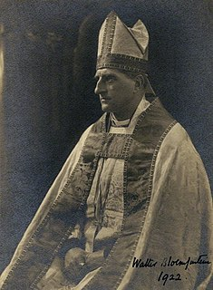 Walter Carey English Anglican author and Bishop of Bloemfontein