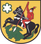 Coat of arms of the Georgenthal community