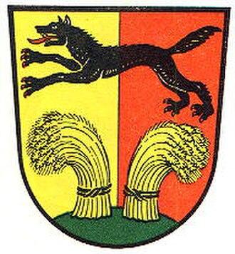Metropolitan Borough of Rochdale - Image: Wappen Stadt Peine