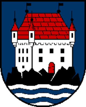 Mauthausen - Image: Wappen at mauthausen