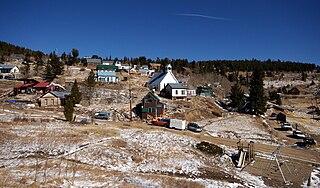 Ward, Colorado Town in Colorado, United States