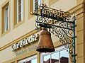Warendorf Markt Die Glocke 01.JPG