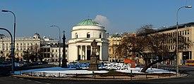 Warszawa plac Trzech Krzyży.jpg