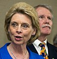 Washington Governor Chris Gregoire at the CRC news conference (5659021187).jpg