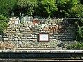 Watchet Jubilee Geological Wall - geograph.org.uk - 2372642.jpg