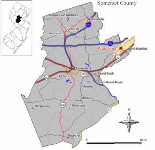 Watchung, New Jersey Borough in Somerset County, New Jersey, United States